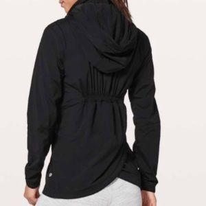 Such A Cinch Jacket Lululemon -Black NEW size 6